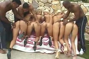 group party bbw